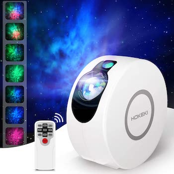 Hokeki LED Baby Night Light Projector