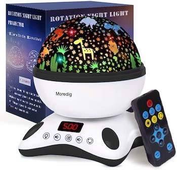 Moredig Baby Light Projector