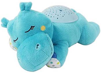 Summer Infant Slumber Buddies Hippo Night Light for Kids