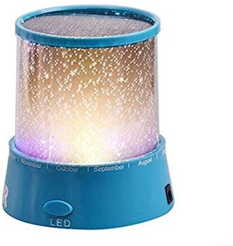 Yissma Baby Room Starry Sky Projector