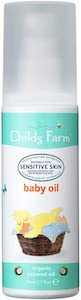 Childs Farm Baby Oil Coconut