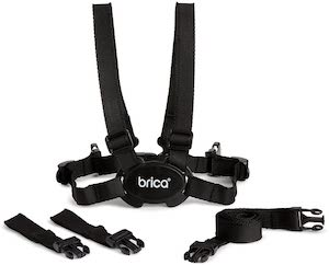 Brica By Munchkin Stay Close Harness and Reins