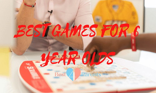 BEST GAMES FOR 6 YEAR OLDS