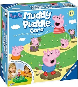 Peppa Pig Muddy Puddles Game