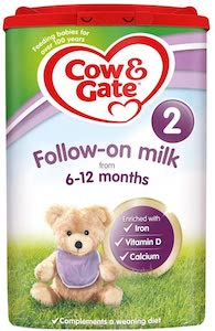 Cow & Gate Follow on Milk