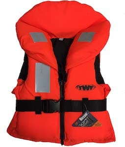 TWF Kids 100N Approved Life Jacket Childs Children